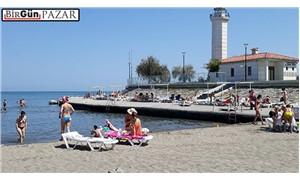 Samsun Fener Plajı: Mekan ve tutuculuk