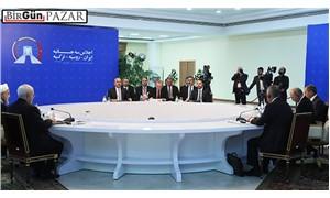 Tahran zirvesi ve siyasi kırılmalar