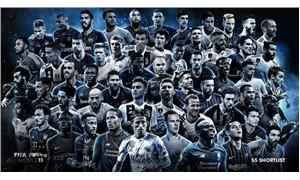 FIFA yılın 11'i adaylarını açıkladı