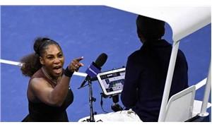 Finalde Naomi Osaka'ya yenilen Serena Williams'a 17 bin dolar ceza