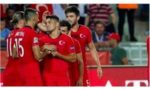 Türkiye, İsveç'i deplasmanda 3-2 mağlup etti