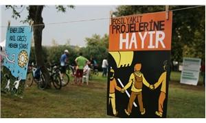 Küresel iklim eylemine Kadıköy ses verdi