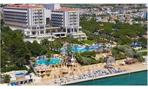 Haluk Ulusoy'a ait otel, Ulusoy Holding'in kredi borcundan dolayı icradan satıldı