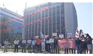 ÖDP'den İzmir'de Türk Telekom protestosu: Özelleştirilen kurumlar kamulaştırılmalı