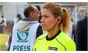UEFA'dan FIFA Kokartlı hakem Melis Özçiğdem'e görev