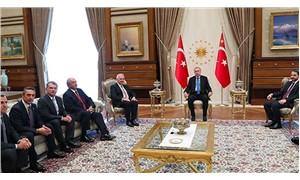 TÜSİAD Erdoğan'ı ziyaret etti