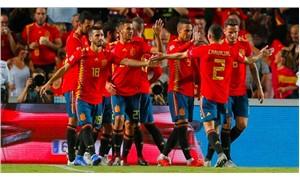 UEFA Uluslar Ligi'nde İspanya, Hırvatistan'ı 6-0 mağlup etti