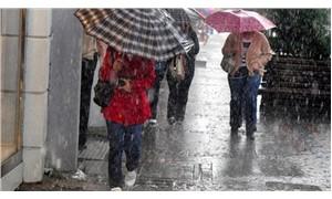 Meteorolojiden 4 il için gök gürültülü sağanak uyarısı