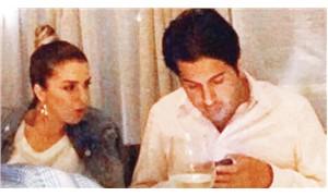 Sarraf'ın yanındaki kadının kim olduğu ortaya çıktı