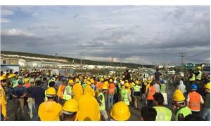 3. Havalimanı'nda işçiler iş bıraktı