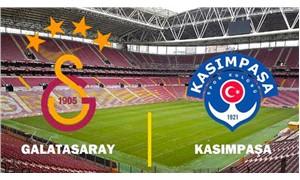 Galatasaray, Kasımpaşa'yı 4-1 mağlup etti