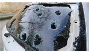 Kastamonu'yu dolu yağışı vurdu: 370 araç ve 90 evde hasar