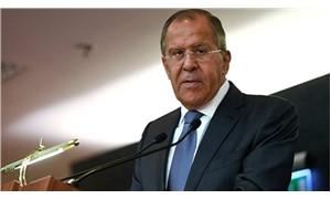 Lavrov'dan İdlib açıklaması: Koalisyonun Rakka'da yaptığını yapmayacağız