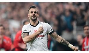 Beşiktaş'ta Alvaro Negredo ile yollar ayrıldı