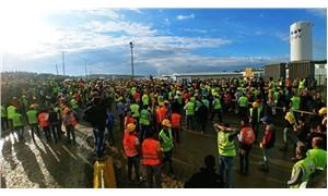 İşçiler ayakta!