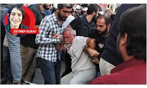 3. Havalimani işçilerine destek eylemine polis saldırdı