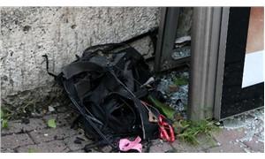 Sarıyer'de şüpheli çanta paniği