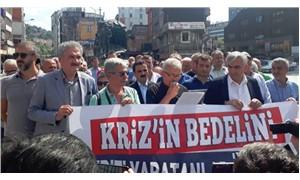 Zonguldak Demokrasi Platformu: Krizi biz çıkarmadık, faturayı da biz ödemeyeceğiz