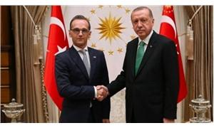 Almanya Dışişleri Bakanı Maas: Erdoğan ile görüşecek birçok konumuz var