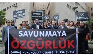 Tahliyelerinin ertesi günü savcının itirazıyla gözaltına alınan 4 ÇHD'li avukat tutuklandı