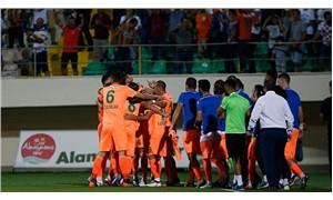 Trabzonspor Alanya'dan puansız döndü: 1-0