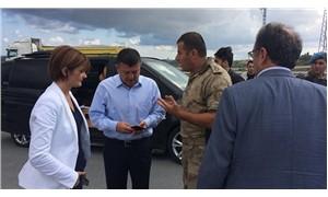CHP'li vekiller havalimanı inşaatına alınmadı