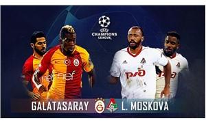 Galatasaray - Lokomotiv Moskova maçının kanalı belli oldu