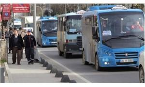 Minibüs şoförlerinden para toplayan kahyalara operasyon