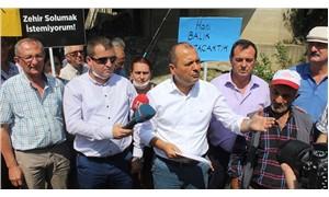 CHP'li Aygun: Katar uçağının parası ile Ergene temizlensin