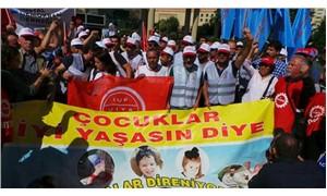 Cargill işçileri İstanbul'da: İşimizi geri istiyoruz!