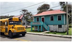 Kolombiya'da halk otobüslerine ücret ödemeyenlere paspas cezası