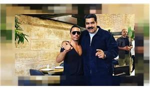 Maduro: Bana Türkiye'de Sultan Maduro diyorlar