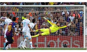 Messi, Ronaldo'nun rekorunu kırdı
