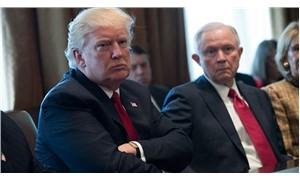 Trump'tan Adalet Bakanına tepki: Benim bir Adalet Bakanım yok