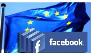 AB'den Facebook'a yaptırım uyarısı