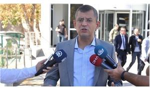 CHP'li Özel: Bizi kim dinledi; devlet bunu açığa çıkarmalıdır