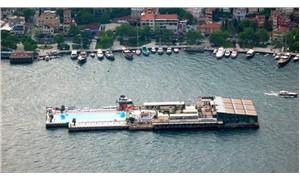 Mahkemeden Galatasaray Adası kararı