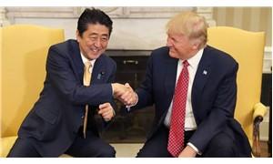 Trump'tan Shinzo'ya tebrik: New York'ta görüşürüz!