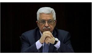 Filistin Devlet Başkanı: İsrail'le müzakerelere hazırız