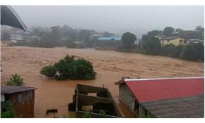 Gana'da sel: 34 kişi hayatını kaybetti