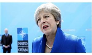 İngiltere Başbakanı May'den AB'ye 'Brexit' yanıtı