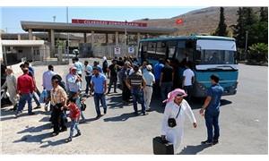 Bayram için ülkelerine giden Suriyelilerden 71 bini Türkiye'ye döndü