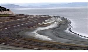 Burdur Gölü kaderine terk edildi