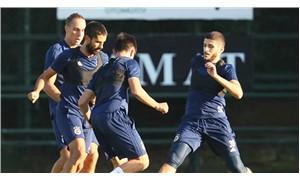 Fenerbahçe, Beşiktaş derbisine hazırlanıyor