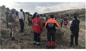 Kars'ta çalı toplarken kaybolan çocuk, 4 saat sonra bulundu