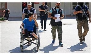 IŞİD zanlısı üniversite hastanesinde tedavi görürken yakalandı!