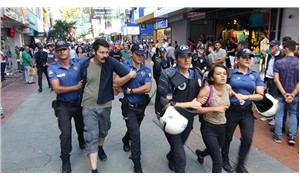 Kocaeli'de İsmail Devrim için yapılan eyleme polis müdahalesi: 15 gözaltı