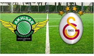 Akhisarspor, ilk galibiyetini Galatasaray'a karşı aldı: 3-0