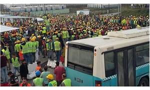 Tutuklu havalimanı işçilerinden mektup: Asıl suçlu patronlardır