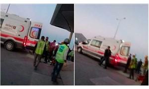 3. havalimanında bir 'iş kazası' daha: Ambulanslar gelirken siren çalmıyor